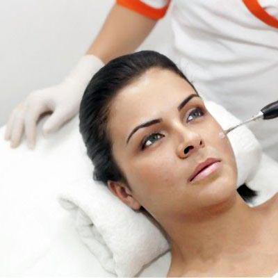 علاج الأكسجين للوجه دبي